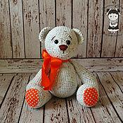 Куклы и игрушки handmade. Livemaster - original item Toy bear gift. Handmade.