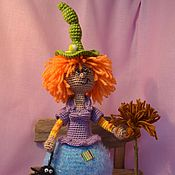 Куклы и игрушки ручной работы. Ярмарка Мастеров - ручная работа Элька. Handmade.