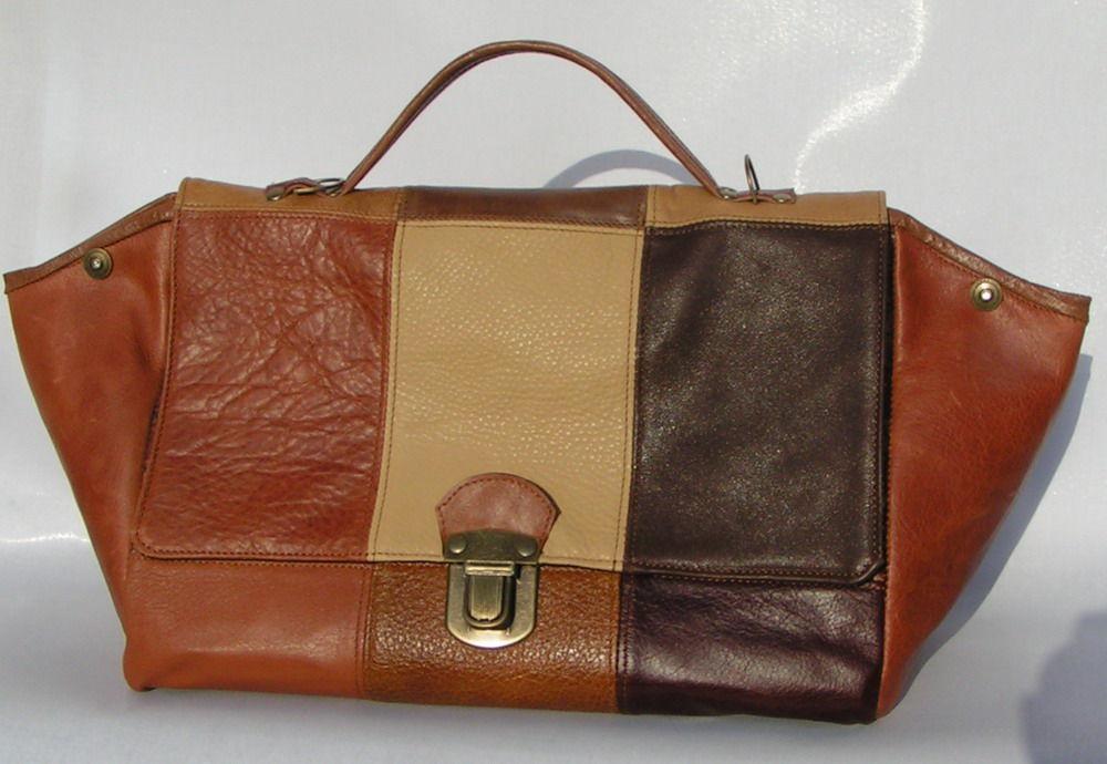 Женская сумка из кожи крокодила Prada Покупайте в