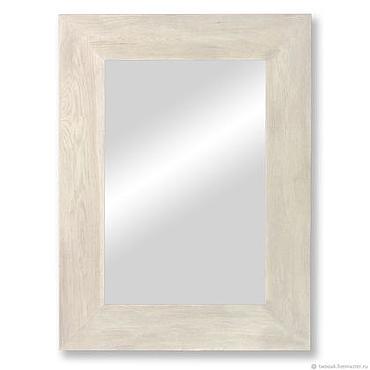 Для дома и интерьера ручной работы. Ярмарка Мастеров - ручная работа Зеркало Белый Дуб – удивительная красота для оформления вашего дома. Handmade.