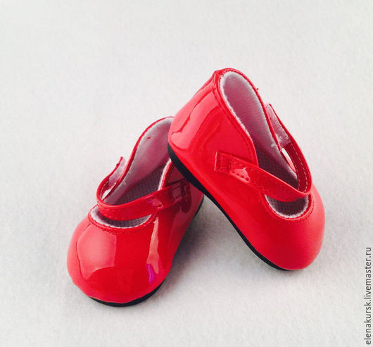 Одежда для кукол ручной работы. Ярмарка Мастеров - ручная работа. Купить Обувь для кукол (туфли). Handmade. Комбинированный, туфельки