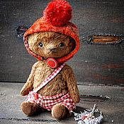 Куклы и игрушки handmade. Livemaster - original item Teddy Bear. Handmade.