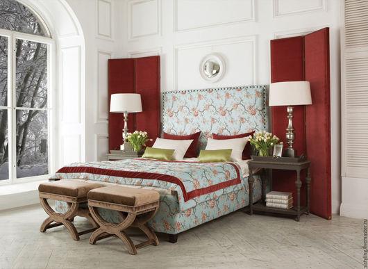 Мебель ручной работы. Ярмарка Мастеров - ручная работа. Купить Кровать. Handmade. Комбинированный, кровать, мебель на заказ, массив бука