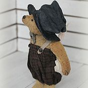 Куклы и игрушки ручной работы. Ярмарка Мастеров - ручная работа Сладкий мамин малыш, 14,5 см. Handmade.