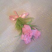 Цветы и флористика ручной работы. Ярмарка Мастеров - ручная работа Весенний праздник, на 8 марта, букет из конфет, подарок коллегам. Handmade.
