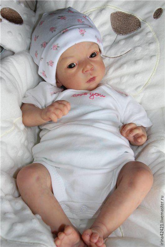 Куклы-младенцы и reborn ручной работы. Ярмарка Мастеров - ручная работа. Купить Кукла реборн Аделия2.. Handmade. Кукла