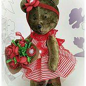 Куклы и игрушки ручной работы. Ярмарка Мастеров - ручная работа Малышка Оливия. Handmade.