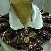 Аксессуары ручной работы. Ярмарка Мастеров - ручная работа Украшение воротничок шарф. Handmade.