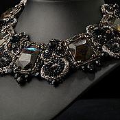 Украшения handmade. Livemaster - original item Author`s necklace