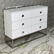 Для дома и интерьера handmade. Livemaster - original item Snow QUEEN dresser.. Handmade.