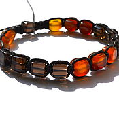 Фен-шуй и эзотерика handmade. Livemaster - original item Carnelian and smoky quartz bracelet the Power of life. Handmade.