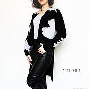 Одежда handmade. Livemaster - original item Cardigan women knitted coat. Handmade.