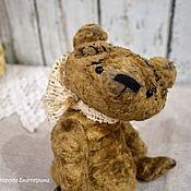 Куклы и игрушки ручной работы. Ярмарка Мастеров - ручная работа Мишка тедди. Ириска). Handmade.