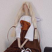 Куклы и игрушки ручной работы. Ярмарка Мастеров - ручная работа Кофеечка (2). Handmade.