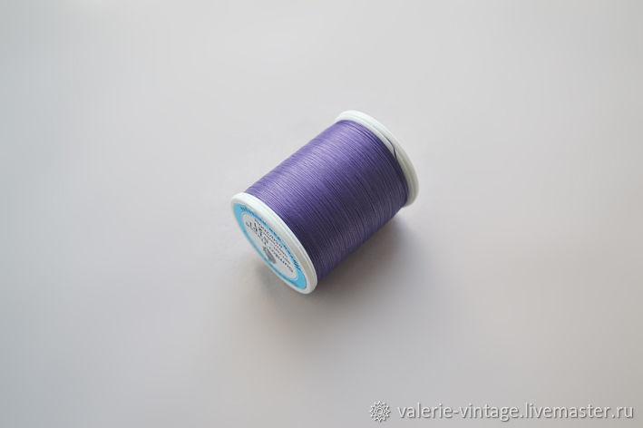 Хлопковые нитки Sumiko Thread, Япония (цвет 21), Нитки, Москва,  Фото №1