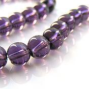 Материалы для творчества handmade. Livemaster - original item Rhinestone beads 8 mm. Handmade.