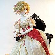 Куклы и игрушки ручной работы. Ярмарка Мастеров - ручная работа Lily. Шарнирная кукла из фарфора. Handmade.
