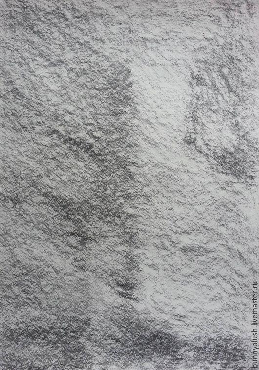 Натюрморт ручной работы. Ярмарка Мастеров - ручная работа. Купить Геометрический натюрморт. Уголь на бумаге. Handmade. Чёрно-белый, графика