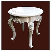 Материалы для творчества handmade. Livemaster - original item Coffee table (plastic). Rod decor.. Handmade.