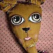 Куклы и игрушки ручной работы. Ярмарка Мастеров - ручная работа балерина Миша Косолапова. Handmade.