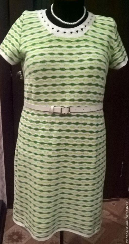 Платья ручной работы. Ярмарка Мастеров - ручная работа. Купить платье. Handmade. Комбинированный, платье летнее, авторская ручная работа