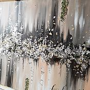 Картины и панно handmade. Livemaster - original item Loft - interior abstract painting. Handmade.