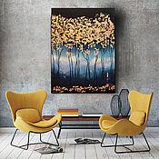 Картины и панно handmade. Livemaster - original item Potal oil painting
