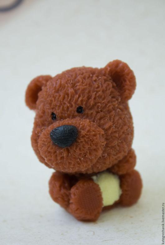 """Мыло ручной работы. Ярмарка Мастеров - ручная работа. Купить Мыло """"Медвежонок"""". Handmade. Комбинированный, оригинальный сувенир"""