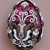 Подарки к праздникам ручной работы. Ярмарка Мастеров - ручная работа Яйцо пасхальное. Handmade.