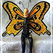 Куклы и игрушки ручной работы. Ярмарка Мастеров - ручная работа Бабочка- Хранитель Времени. Handmade.