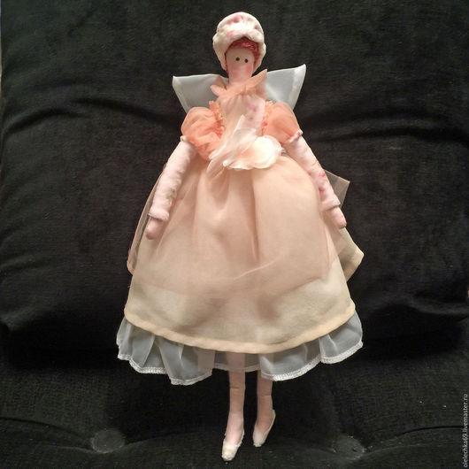Коллекционные куклы ручной работы. Ярмарка Мастеров - ручная работа. Купить Кукла фея зефирка. Handmade. Кукла ручной работы