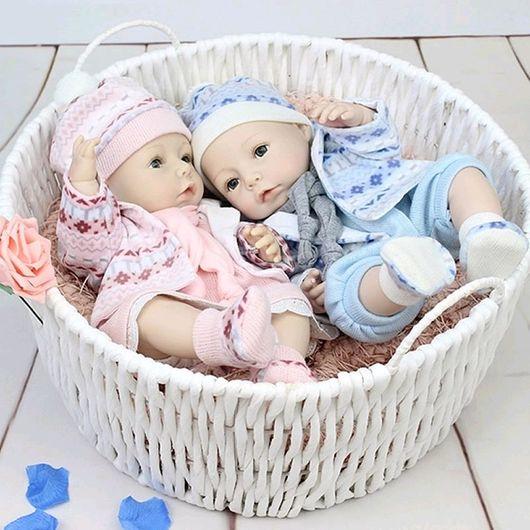 Куклы-младенцы и reborn ручной работы. Ярмарка Мастеров - ручная работа. Купить Силиконовые куклы Реборн. Handmade. Силиконовые куклы