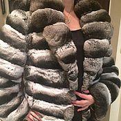 Одежда ручной работы. Ярмарка Мастеров - ручная работа Шубка из шиншиллы. Handmade.
