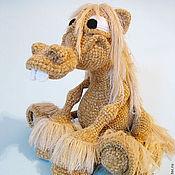 Куклы и игрушки ручной работы. Ярмарка Мастеров - ручная работа Рыжий ребёнок. Handmade.