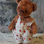 Куклы и игрушки ручной работы. Ярмарка Мастеров - ручная работа Мотенька, мишка-тедди. Handmade.