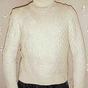 """Одежда ручной работы. Ярмарка Мастеров - ручная работа Мужской свитер """"Идеал"""". Handmade."""