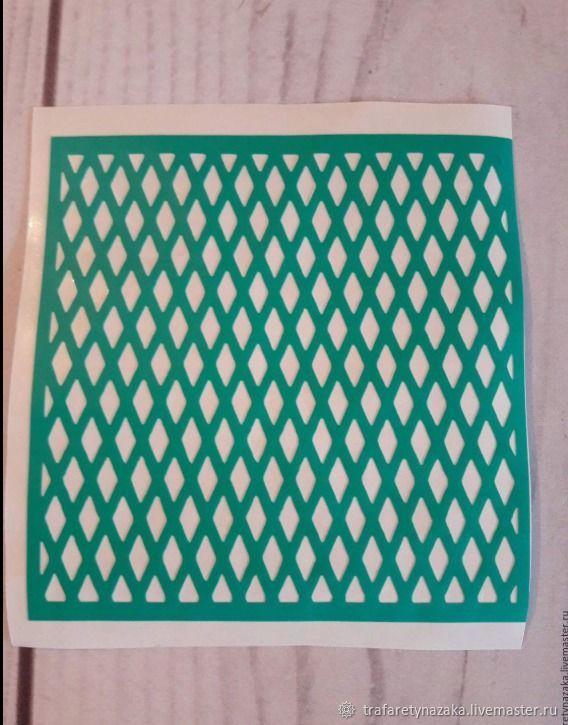 15 adhesive-based Stencil reusable, Stencils, Orel,  Фото №1