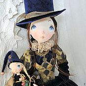 Куклы и игрушки ручной работы. Ярмарка Мастеров - ручная работа Авторская кукла Эстель. Handmade.