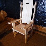 Кресла ручной работы. Ярмарка Мастеров - ручная работа Трон. Handmade.