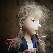 Куклы и игрушки ручной работы. Ярмарка Мастеров - ручная работа здравствуй, грусть. Handmade.