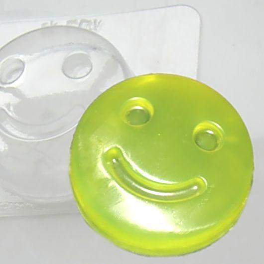 `Смайл` форма для мыла пластиковая