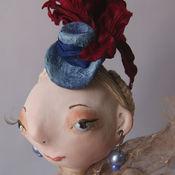 Куклы и игрушки ручной работы. Ярмарка Мастеров - ручная работа Пани Ванда. Handmade.