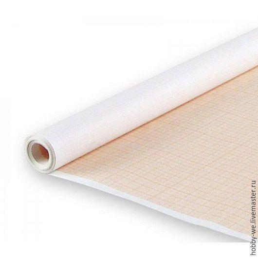 Шитье ручной работы. Ярмарка Мастеров - ручная работа. Купить Бумага масштабно-координатная 64 см х 10 м. Handmade.