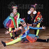 Одежда handmade. Livemaster - original item dance costume