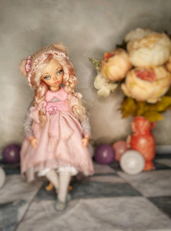 Малышка, Шарнирная кукла, Архангельск,  Фото №1