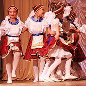 """Одежда ручной работы. Ярмарка Мастеров - ручная работа Танец """"Белорусская полька"""". Handmade."""