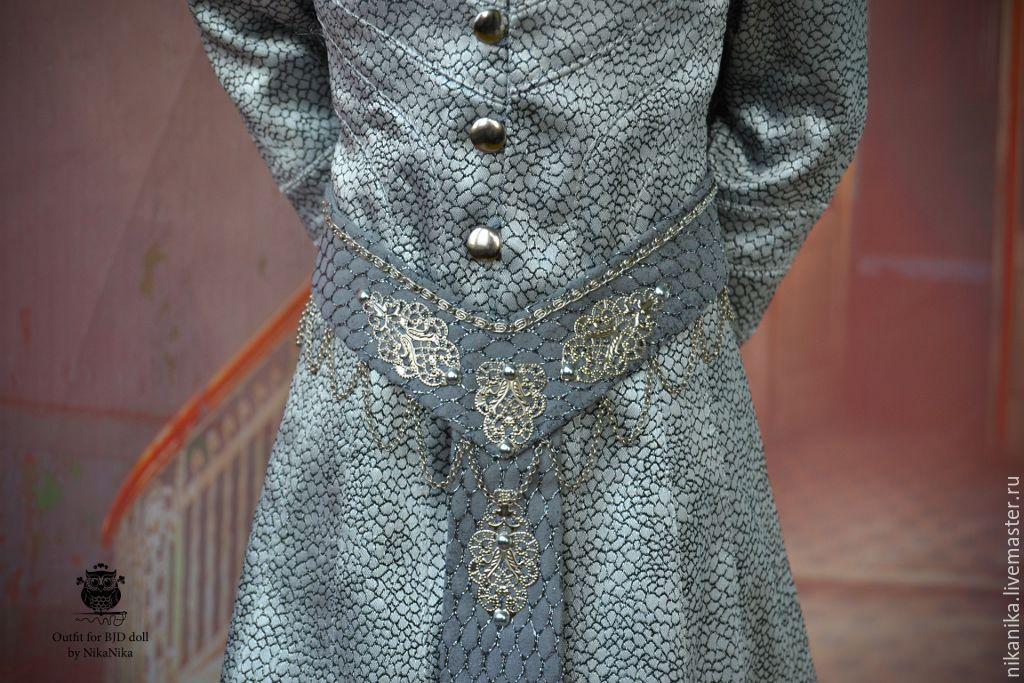 441b032dc1f5 ... Одежда для кукол ручной работы. Король эльфов Трандуил (костюм) для BJD  кукол SD
