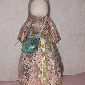 """Народная кукла ручной работы. Ярмарка Мастеров - ручная работа Кукла-оберег """"Успешница"""". Handmade."""