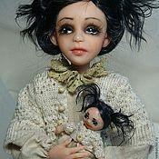 Куклы и игрушки ручной работы. Ярмарка Мастеров - ручная работа Агата. Я и моя тень.. Handmade.