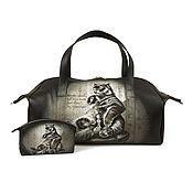 Сумки и аксессуары handmade. Livemaster - original item sports bag: